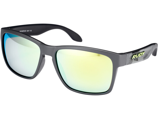 Rudy Project Spinhawk Lunettes, neo camo pyombo - rp optics multilaser lime